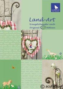 Stickbuch Land-Art
