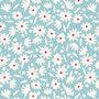 Tilda-110-Bon-Voyage-Paperflower-Teal(2020)