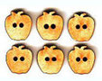 Apples-Mini-Button-Set