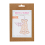 Tilda Friends pattern Dress & Wings