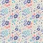 Tilda 110 PlumGarden Flower Confetti Blue(2019)